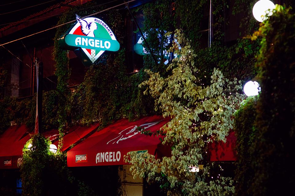 Exterior de Ristorante Angelo
